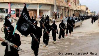 Irak islamischer Staat Kämpfer Januar 2014