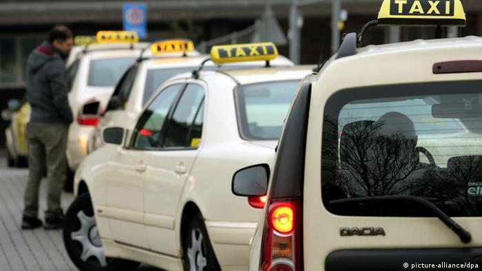 Taksi u Njemačkoj