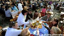 Biergarten Königlicher Hirschgarten München