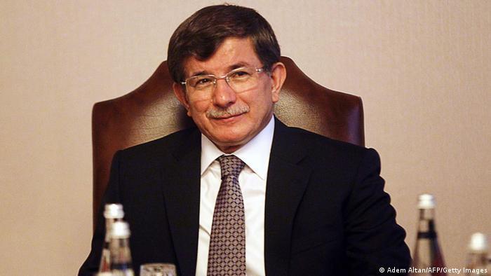 Ahmet Davutoglu designierter Premierminister der Türkei