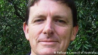 Paul Power (Photo: Refugee Council of Australia)