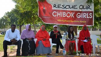 Demonstracija za otete djevojke