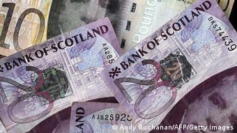 Schottland Banknoten