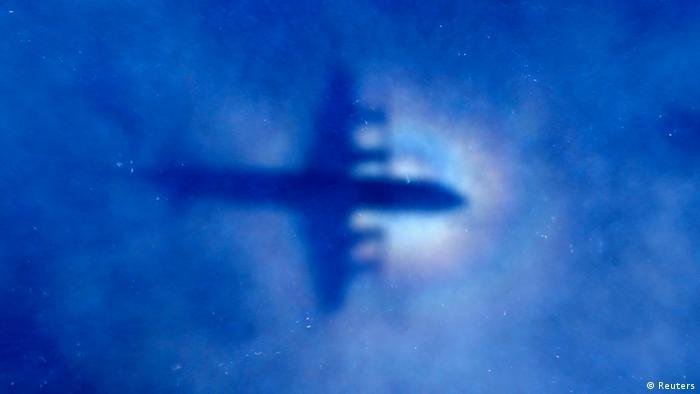 Symbolbild Flugzeug Suche