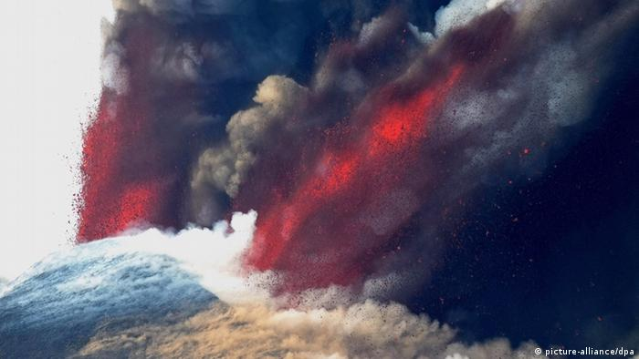 island anzahl vulkane
