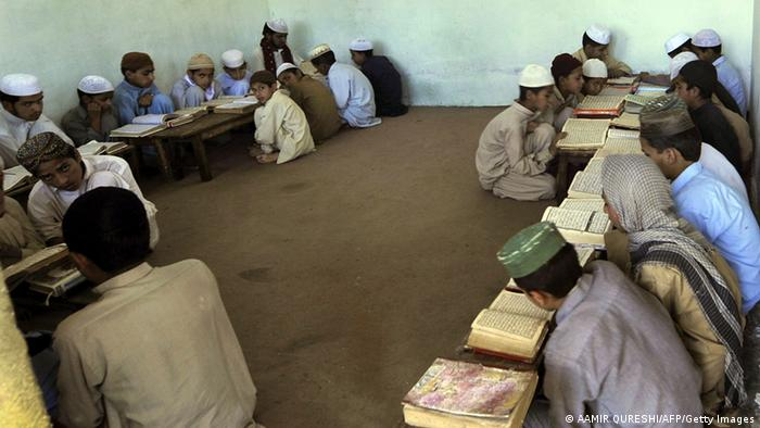 Madrassa Pakistan (AAMIR QURESHI/AFP/Getty Images)