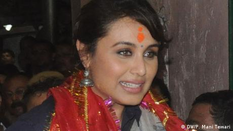Indien Bollywood Rani Mukherjee