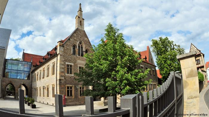 The Evangelical monastery of St Augustine in Erfurt