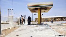 Nigeria Selbstmordanschlag 28.07.2014