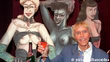 Beate Uhse at Berlin Erotic Museum (picture-alliance/dpa)