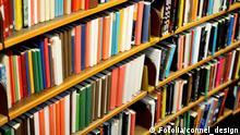 #61704748 - Library Bookshelf © connel_design - Fotolia.com