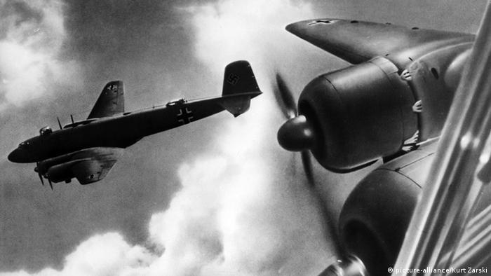 Focke-Wulf Fw 200 Condor w Berlinie