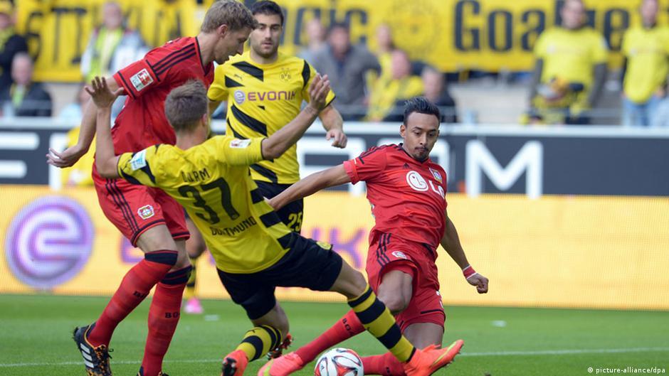 Endlich wieder Fußball-Bundesliga   DW   29.01.2015