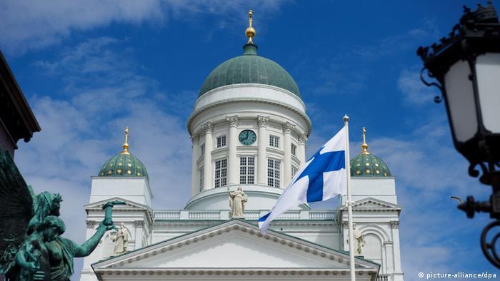 Собор в Хельсинки