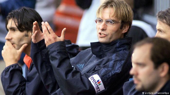 Jürgen Klopp 2001