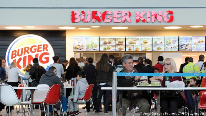 Burger King Logo (Anne-Christine Poujoulat/AFP/Getty Images)
