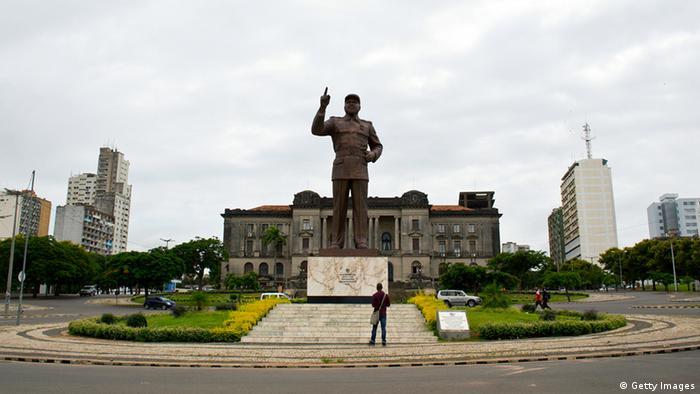 Mosambik - Maputo