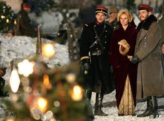 französisch frohe weihnachten