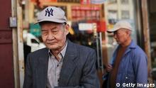 USA - Amerikaner mit asiatischem Migrationshintergrund