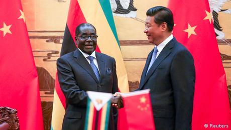 DW: Κινεζική διείσδυση στην Αφρική