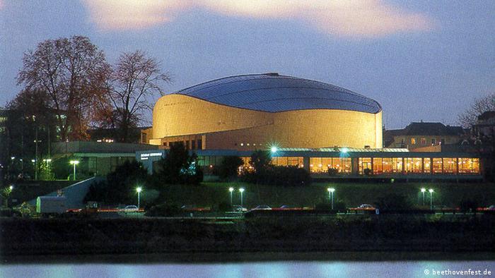 Sala de concertos Beethovenhalle em Bonn