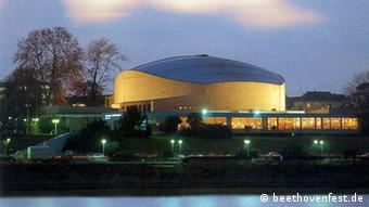 Beethoven Hall Bonn. Source: beethovenfest.de