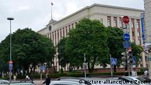 Weißrussland Präsidentenpalast in Minsk