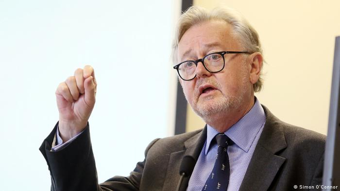 William Schabas Vorsitzender der UN Gaza Kommission
