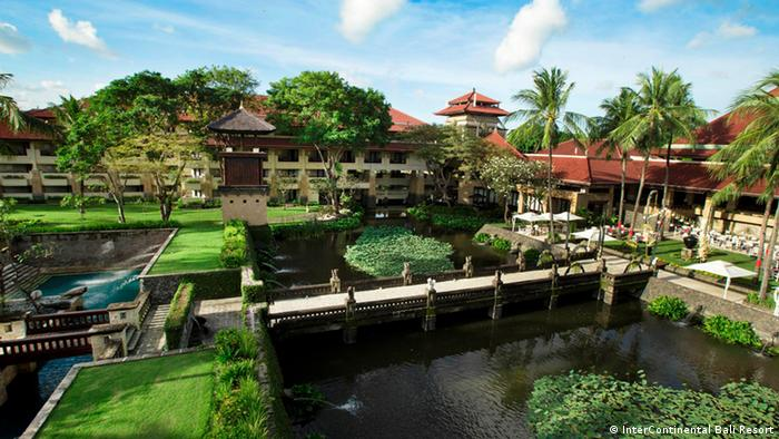 Bildergalerie Hotels August 2014 - InterContinental Bali Resort