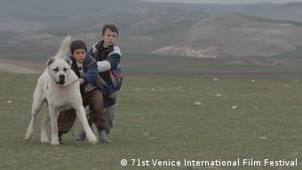 A scene from the film Sivas by Turkish director Kaan Müjdeci, Copyright: 71st Venice International Film Festival