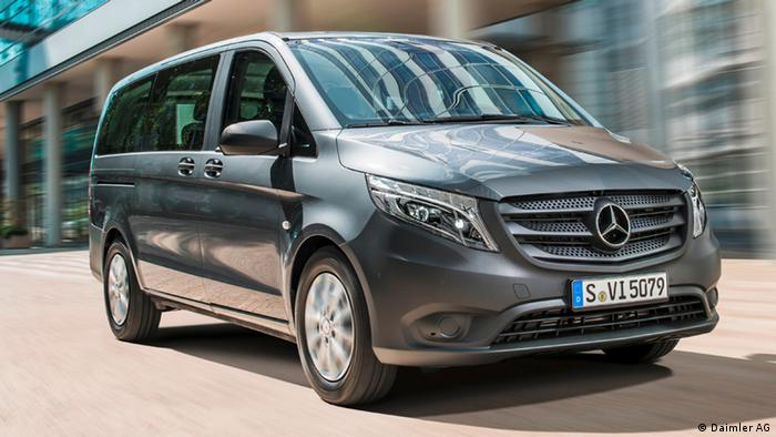 Mercedes-Benz Vito Tourer PRO 2014