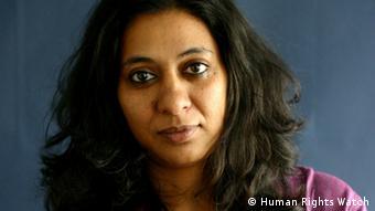 Meenakshi Ganguly (HRW)