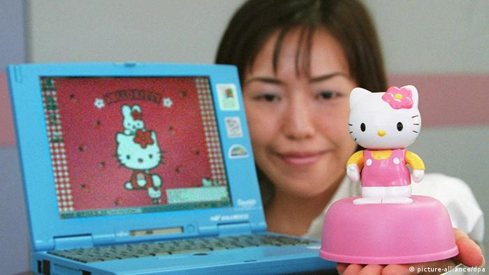 Hello Kitty Computer 1999