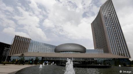 Neuer Hauptsitz der Afrikanischen Union in Addis Abbeba