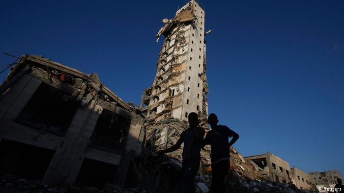 Gaza Zerstörung