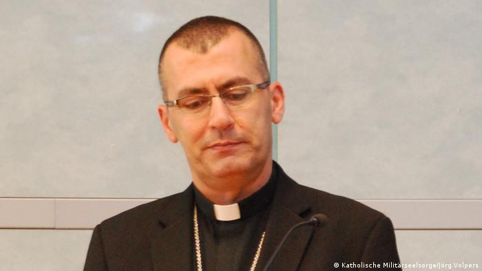 Emil Shimoun Nona, Erzbischof von Mosul (Foto: Jörg Volpers, katholische Militärseelsorge)
