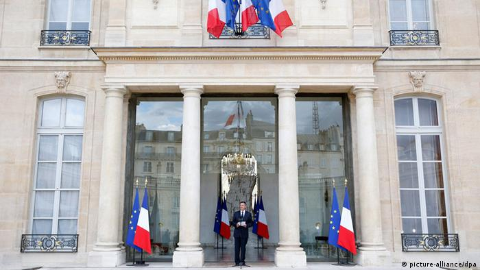 Jean-Pierre Jouyet verkündet neues Kabinett