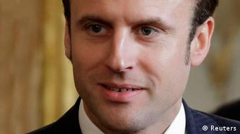 O γάλλος υπ. Οικονομίας Εμανουέλ Μακρόν