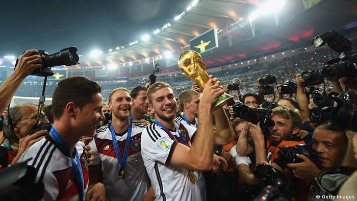 Christoph Kramer Fußball WM Finale Argentinien Deutschland