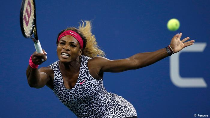 Serena Williams US open Tennis New York USA