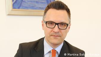 Domagoj Juricic Ökonome aus Kroatien