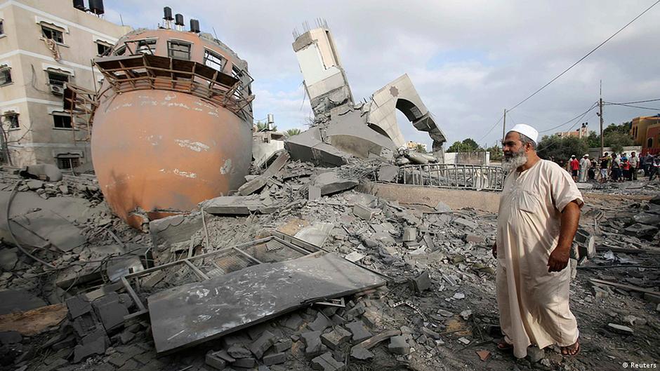 Entenda o acordo de paz entre israelenses e palestinos | DW | 27.08.2014