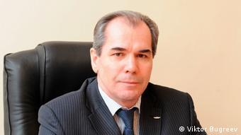Albert Gilmutdinov Rektor der Kasaner Universität (Foto: Kazan National Research Technological University)