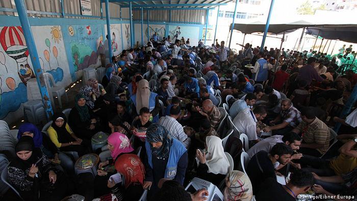Gaza Shati Flüchtlingslager