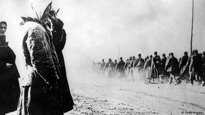 Радянські військовополонені, 1941 рік