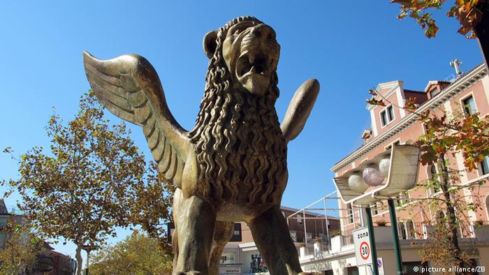 69. Filmfestspiele auf dem Lido in Venedig Goldener Löwe