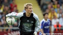 Manuel Neuer Schalke Torwart Archivbild 2006