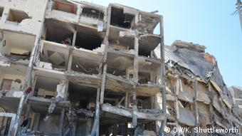 Gaza hofft auf Wiederaufbau