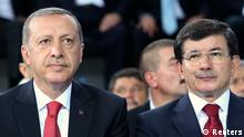 Türkei Kongress der Regierungspartei AKP 27.08.2014 Ankara