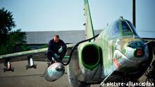 Kampfjet für irakische Armee Sukhoi Su-25SM